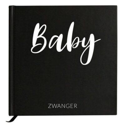 Baby Bunny - Baby zwanger - voorkant - invulboekjes.nl