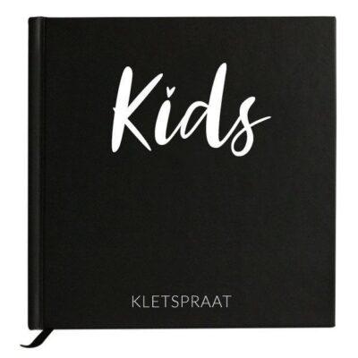 Baby Bunny - Kids kletspraatboek - voorkant - invulboekjes.nl