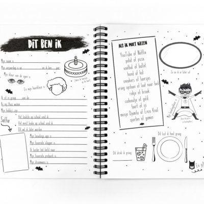Van Mariel Mijn vriendenboekje – Jongen Vriendenboekje