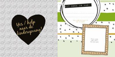 Invulboek Baby's creche- & oppasboek Creche & oppasboek