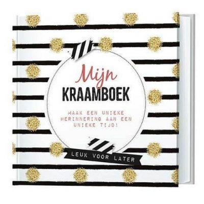 Invulboek Mijn kraamboek - maak een unieke herinnering aan een unieke tijd! - Invulboekjes.nl