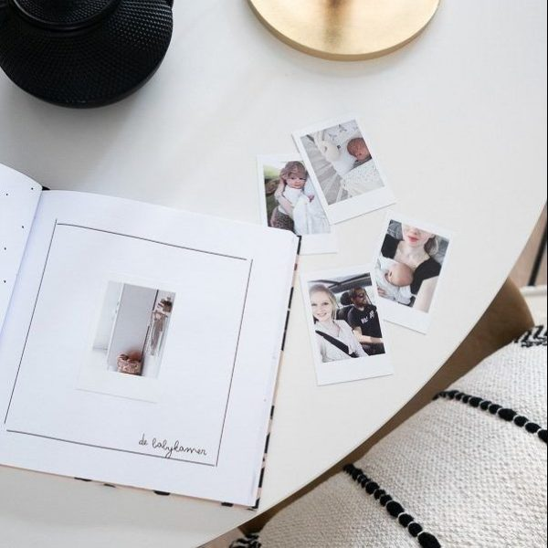 KIDOOZ Invulboek 'Mijn eerste jaar' – babykamerr - invulboekjes.nl