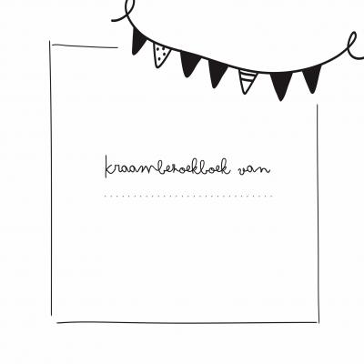 KIDOOZ Kraambezoekboek – Panterprint Boeken met gratis verzending