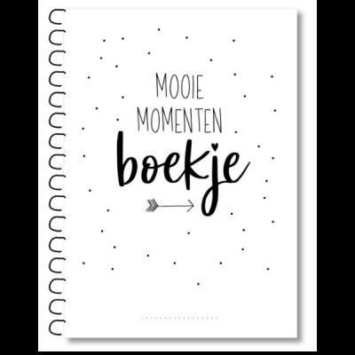 MIEKinvorm Mooie momenten boekje - invulboekjes.nl