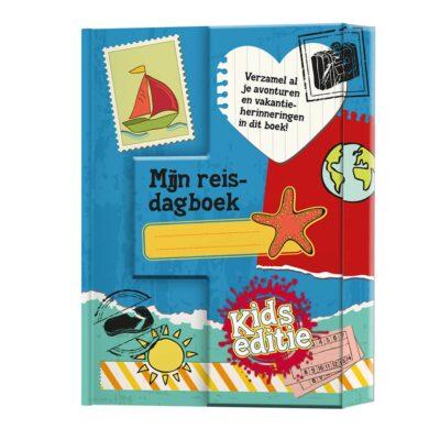 Mijn reisdagboek 'kidseditie' - invulboekjes.nl