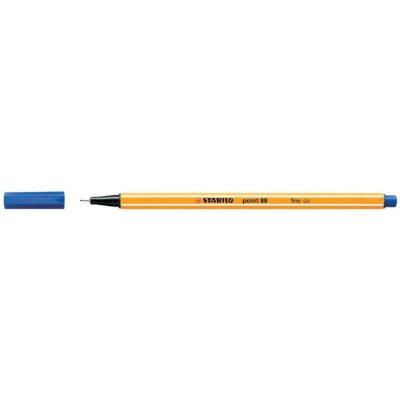Stabilo Point 88 Fineliner – Fine 0,4mm - Blauw - invulboekjes.nl