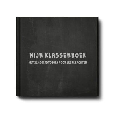 Studio DEMICO Mijn klassenboek - Krijtbord - invulboekjes.nl