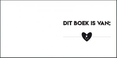 Studio Ins & Outs 'Gastenboek' - binnenkant - invulboekjes.nl