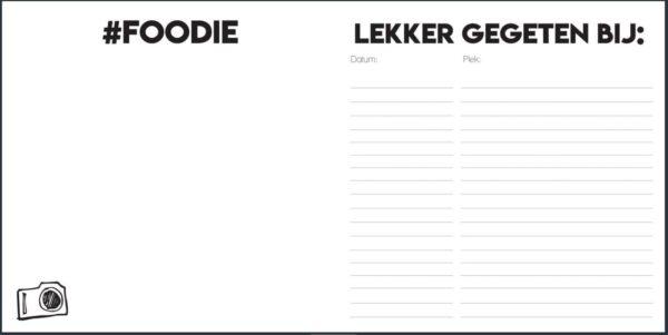 Studio Ins & Outs 'Receptenboek' - binnenkant 7 - invulboekjes.nl