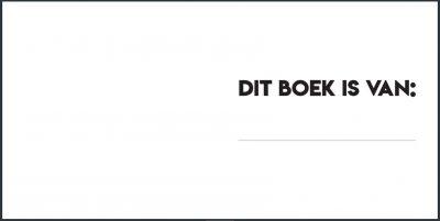 Studio Ins & Outs 'Vrijgezellenfeest' - binnenkant - invulboekjes.nl
