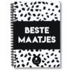 Studio Ins & Outs Invulboek 'Beste maatjes' – Monochrome Cadeauboeken