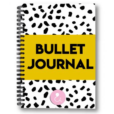 Studio Ins & Outs 'Bullet Journal' – Okergeel Bullet Journal
