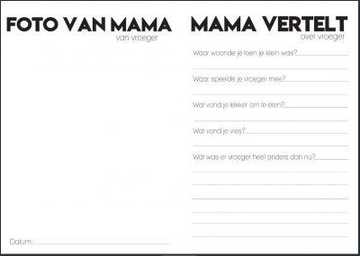 Studio Ins & Outs Invulboek 'Mama&ik' - binnenkant 9 - invulboekjes.nl
