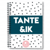 Studio Ins & Outs Invulboek 'Tante & ik' Cadeauboeken