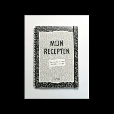 Van Mariel Mijn recepten - Receptenboek - Jouw eigen lekkerste, leukste en meest favoriete recepten - voorkant - Invulboekjes.nl
