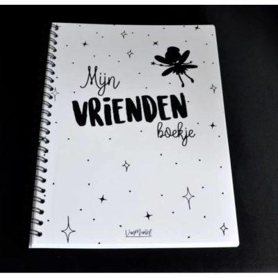 Van Mariel Mijn vriendenboekje - Meisje - invulboekjes.nl
