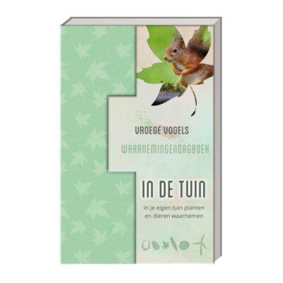 Vroege vogels - Waarnemingsdagboek 'in de tuin' - Invulboekjes.nl
