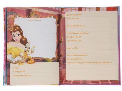 Disney Prinsessen Vriendenboek - invulboekjes.nl