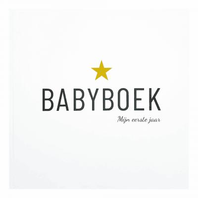 Lifestyle2Love Babyboek - voorkant - invulboekjes.nl