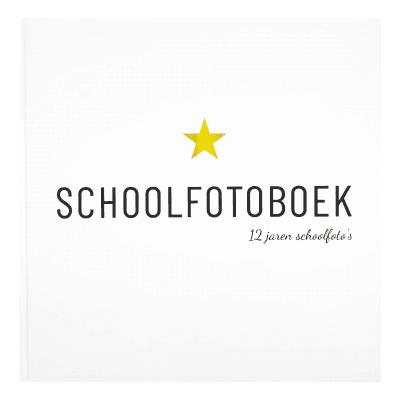 Lifestyle2Love Schoolfotoboek - voorkant - invulboekjes.nl