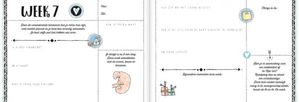 O'Baby by Pauline – 9 maanden dagboek 9 maanden dagboek