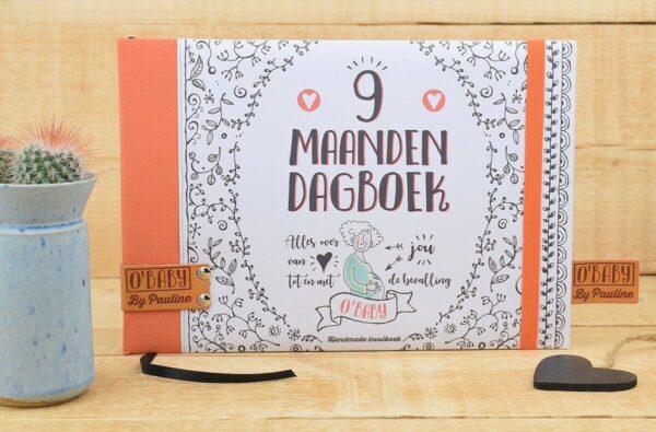 O'Baby by Pauline - 9 maanden dagboek - sfeerfoto - invulboekjes.nl