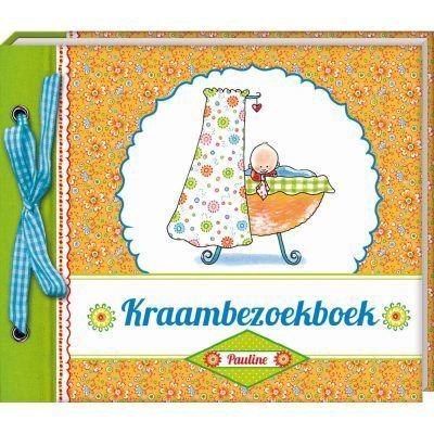 Pauline Oud - Mijn kraambezoekboek - voorkant - invulboekjes.nl