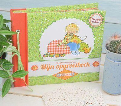 Pauline Oud - Mijn opgroeiboek - voorkant 2 - invulboekjes.nl