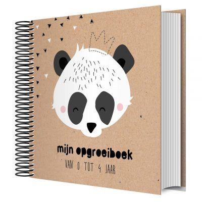 Tante Kaartje Mijn opgroeiboek - voorkant - invulboekjes.nl