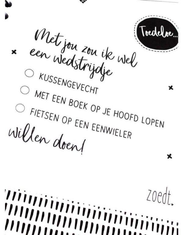 Zoedt Dag-dag dagboek - Lieve meester juf - binnenkant 2 - invulboekjes.nl