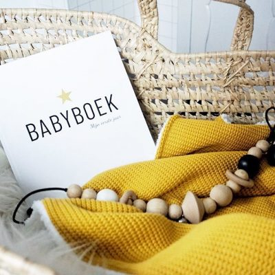 Lifestyle2Love - Babyboek - invulboekjes.nl
