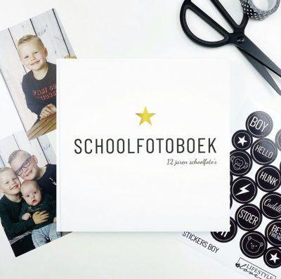 Lifestyle2Love – Schoolfotoboek Schoolfotoboek