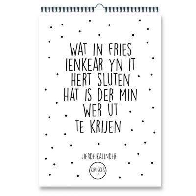 Fryske Kalinder - Krúskes