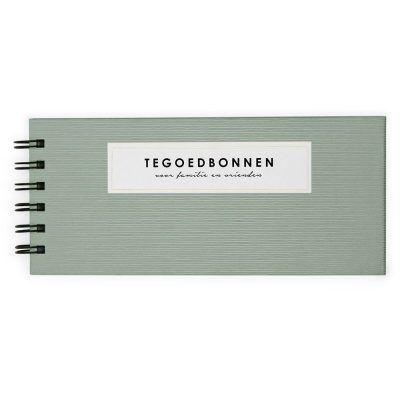 HOP Tegoedbonnen - Familie & vrienden - voorkant - invulboekjes.nl