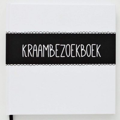 Creations of Happiness - Kraambezoekboek 1