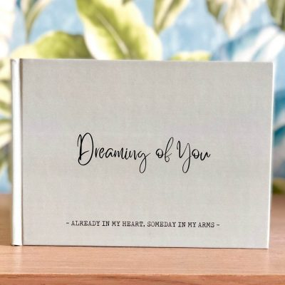 Studio DEMICO - Dreaming of you - Kinderwens dagboek - voorkant