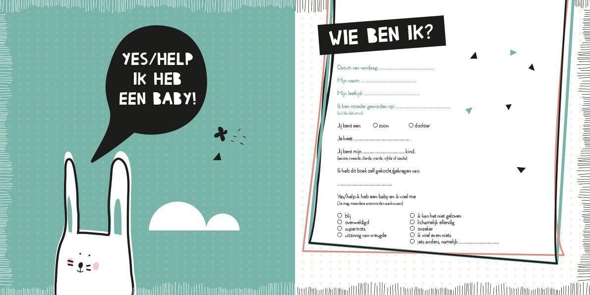 Betere Invulboek Mijn eerste jaar Kopen? - Invulboekjes.nl MC-32