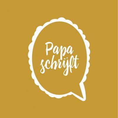 Invulboek Papa schrijft Boek vaderdag