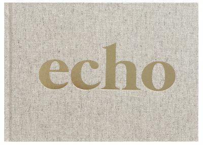KIDOOZ Echoboekje – Linnen goudfolie Echoboekje