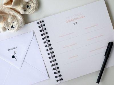 Atelier Pix - Hallo baby - Eerste jaar boek - sfeerfoto 5 - invulboekjes.nl (1)