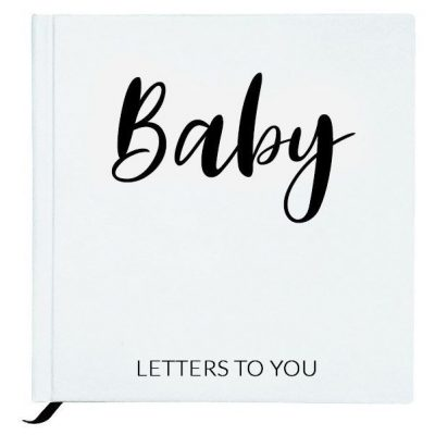 Baby Bunny - Baby letters to you - White - invulboekjes.nl