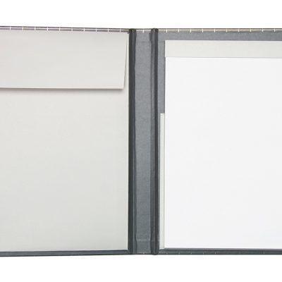 HOP Mind Organizer - Grey - binnenkant - invulboekjes.nl