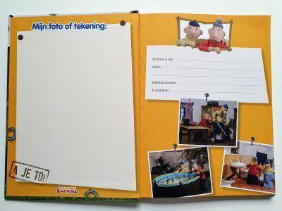 Buurman & Buurman Vriendenboekje Vriendenboekje