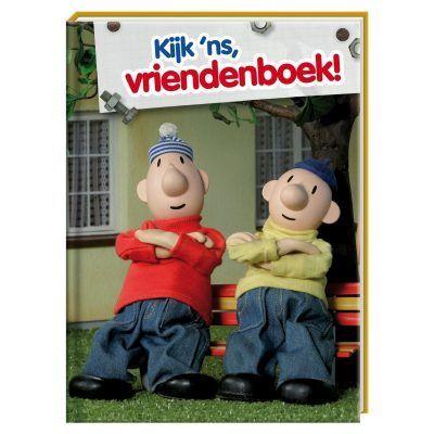 Buurman & Buurman Vriendenboekje 8712048295042 - invulboekjes.nl