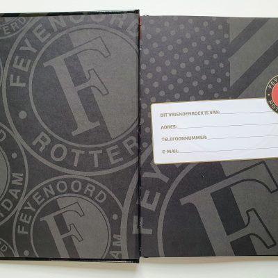 Feyenoord Vriendenboekje Vriendenboekje