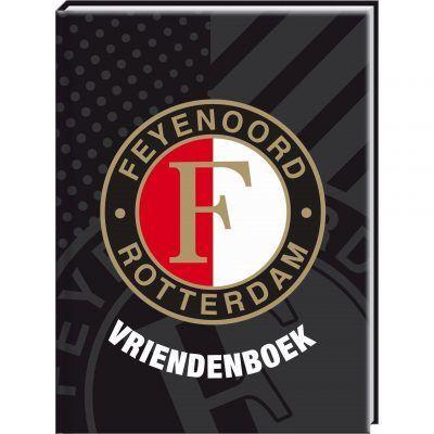 Feyenoord Vriendenboek - invulboekjes.n