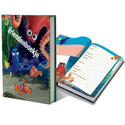 Finding Dory Vriendenboek - invulboekjes.nl