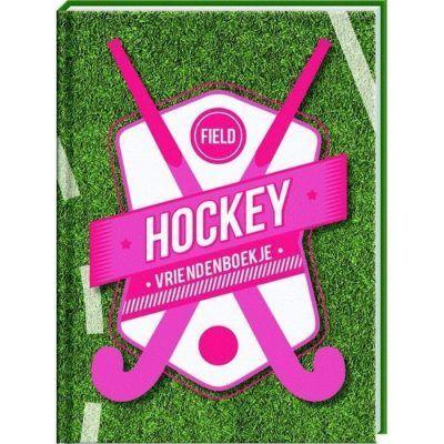 Hockey Vriendenboek - invulboekjes.nl