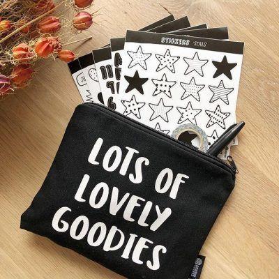 Oh My Goody – Etui Lots of lovely goodies - invulboekjes.nl