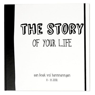 Oh My Goody - The story of your life - invulboekjes.nl